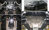 Защита картера двигателя Mercedes-Benz (Кольчуга - Полигон - Шериф)