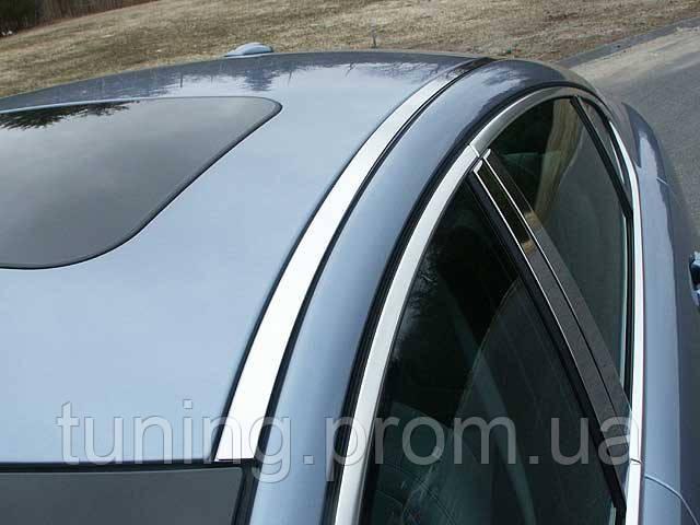 Рейлинги Jaguar XF 2009-2013