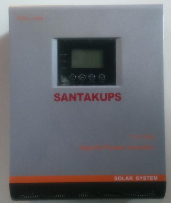 Інвертор Santakups PV18-5K MPK сз MPPT контролером заряду