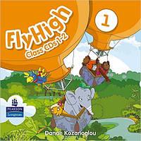Fly High 1 Class CDs (2) аудио диски