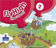 Fly High 2 Class CDs (3) аудио диски к курсу