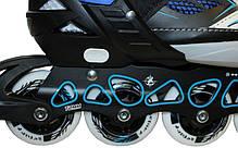 Розсувні роликові ковзани Z-9001В, фото 3