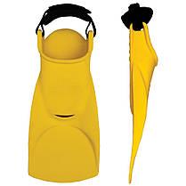 Ласты подросток/детские  желтые Finis Toddler Fins (23-29) 5.35.010.104.52, фото 3