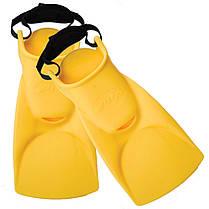 Ласты подросток/детские  желтые Finis Toddler Fins (23-29) 5.35.010.104.52, фото 2