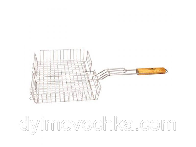 Решетка для гриля барбекю мн-0140 как сделать портал к электрокамину своими руками