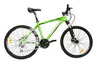Mascotte LIBERTY 26 зеленый велосипед на гидравлике , фото 1
