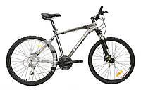 "Велосипед Mascotte LIBERTY MD 26"" серый, фото 1"