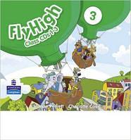 Fly High Level 3 Class CDs (3) аудио диски к курсу