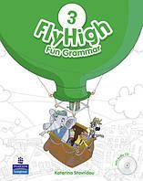 Fly High 3 Fun Grammar and Audio CD (грамматика с диском)