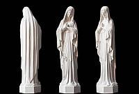 Надгробия скульптуры. Скульптура из литьевого мрамора Божья Матерь 65 см, фото 1