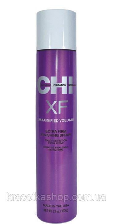 Magnified Volume Spray XF(340мл) — Вологостійкий швидкосохнучий лак екстрасильної фіксації