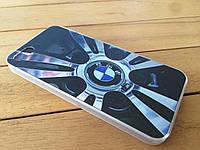 Пластиковый чехол-накладка BMW M series для iPhone 5/5s/SE