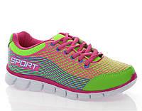 Спортивная женская обувь, кроссовки розового цвета
