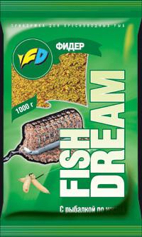 FishDream прикормка