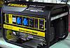 Бензиновий генератор Firman FPG-3800 (2,5-2,8 кВт)