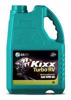 Масло KIXX Turbo RV 10w40 CI-4/SL 6л