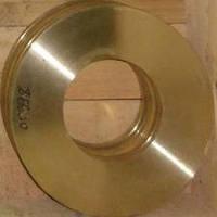 Шайба на ЭКГ-5 (кремальерной шестерни наружная) 320х205х15 чертеж 1080.05.398-01