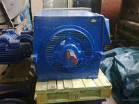 Электродвигатель 4АМН 315S6 (132 кВт,1000 об/мин)