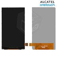 Дисплей (LCD) для Alcatel One Touch 5042 Pop 2, оригинал