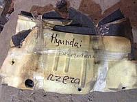 Шумоизоляция, обесшумка, Hyundai Azera, Hyundai Azera Grandeur, Azera, AZERA, Hyundai Azera 3.3i 2007г.