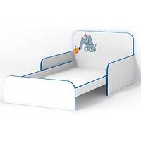 Детская кровать Слоник с бортиками