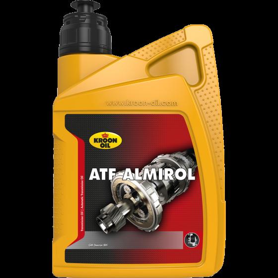 Трансмисионное масло ATF ALMIROL 1л.