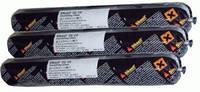 Sikaflex-221,герметик полиуретановый черный, 600 мл