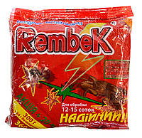 Готовая приманка Rembek 360 грамм для борьбы против капустянки, личинка майского жука, садовых муравьев