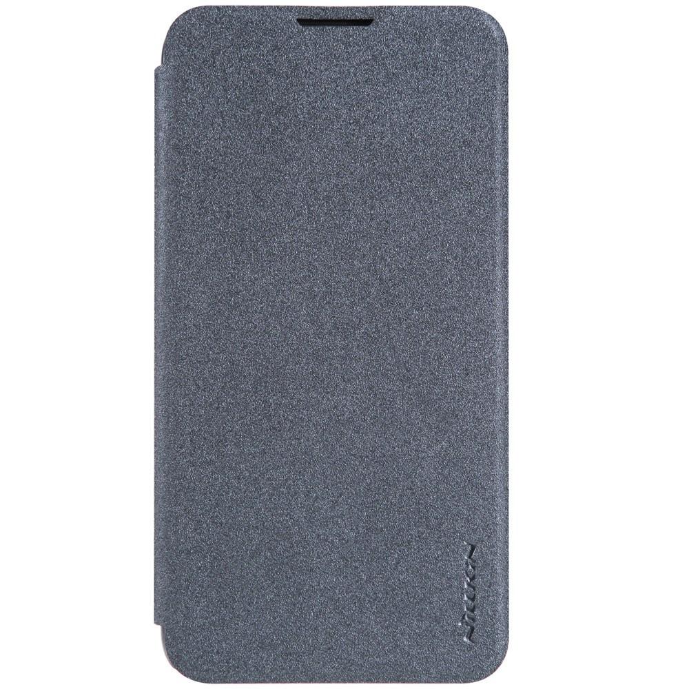 Чехол книжка Nillkin Sparkle Series для LG K7 X210DS черный