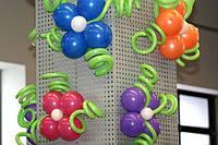 Оформление детских праздников воздушными шариками Днепропетровске