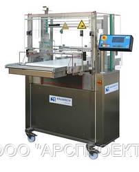 Машина для вертикальной резки тортов пироженных TKSM