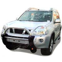 Дуга защитная переднаяя (кенгурятник) Nissan X-Trail 2007-2012