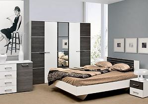 """Спальня , спальный гарнитур """"Круиз"""""""