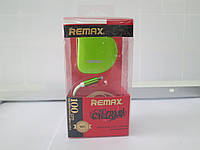 Remax 100CM Travel Charger Data Cable iPhone Samsung, фото 1