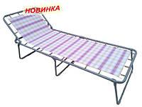 """Кровать раскладная жесткая """"Надин"""", 1965*763*330 мм, матрац текстилен"""