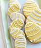 Пряники пасхальные. Яйца крашанки, фото 8