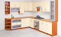 Красивая кухня Лира 2000 м или 2600 м  /  Гарна кухня Ліра 2000 м або 2600 м