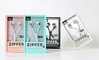 Наушники Zipper Sibyl M-105.  Стиль 2016