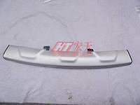 Декоративная накладка на передний бампер Huyndai IX35 2009-2012