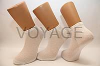 Носки женские короткие стрейчевые в сеточку НЛ, фото 1