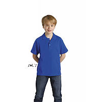 Рубашка детская поло SOL'S SUMMER II KIDS 11344 - 10 цветов, фото 1