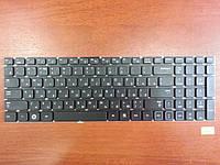 Клавиатура для ноутбука SAMSUNG (RC508, RC510, RC520, RV509, RV511, RV513) rus, (350mm), black, без рамки