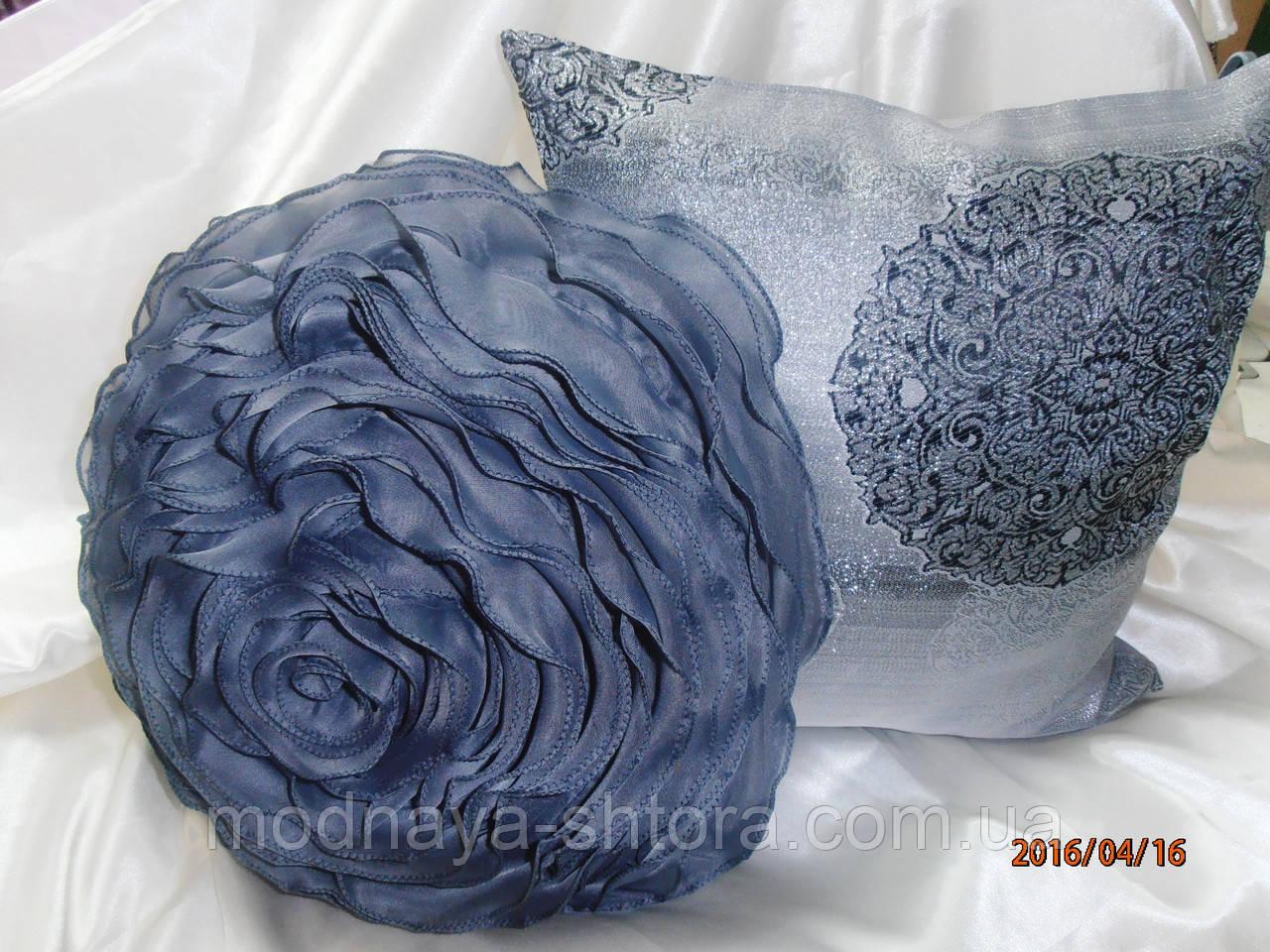 Набір декоративних подушок 3 штуки