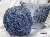 Набір декоративних подушок 3 штуки, фото 1