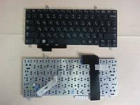 Клавиатура для ноутбука SAMSUNG (N210, N220, N230) rus, black, с петлями, фото 1