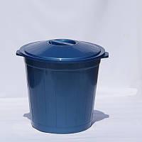 Бак для мусора 35 л 1-й сорт