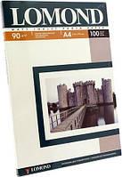 Фотобумага Lomond матовая односторонняя 90 гр,100 листов