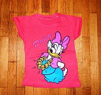 Яркая футболка Дейзи 3 года