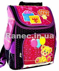 Ранец школьный с ортопедической спинкой Happy Bear Vombato 7791-2