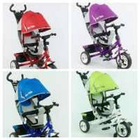 Детский трёхколёсный велосипед Best Trike 6588, колесо пенарезина